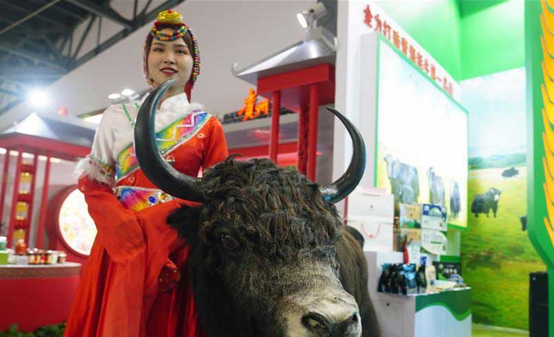 17th China Int'l Agricultural Trade Fair kicks off in Jiangxi