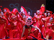 Celebrations for China's upcoming Spring Festival kick off in Ukraine