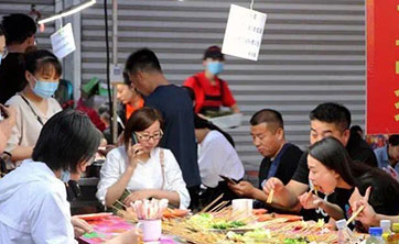 Roadside booths and food stalls to make comeback in China