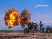 Live-fire test in Xinjiang