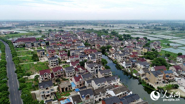 Jiangsu serves as successful example of moderately prosperous society in all respects