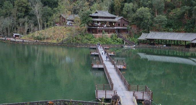 Pu'er's National 4A-Level Tourist Attractions Increased To 5