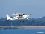 China's new light-sport aircraft completes maiden flight