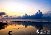 Charming scenery of Weizhou Island in Guangxi