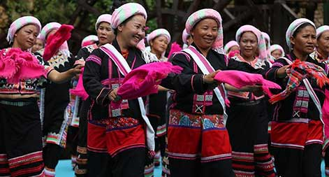 "Two Places In Pu'er were selected as ""Hometown of Yunnan Folk Culture and Art"""
