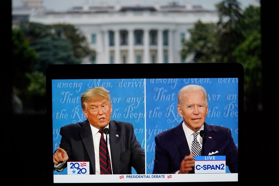 Trump Biden To Appear At Competing Town Halls Via Different Tv Networks People S Daily Online