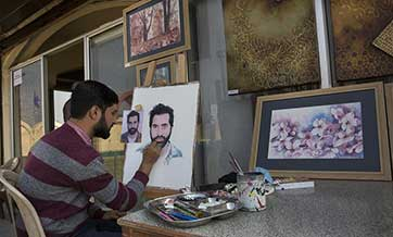 Craft fair held in Srinagar city, Indian-controlled Kashmir