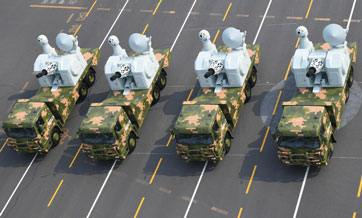 China, U.S. to continue military exchanges: spokesperson