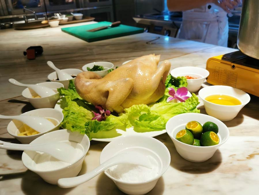 Wenchang Chicken, a must eat in Hainan