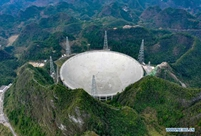 China's FAST telescope will be available to foreign scientists in April