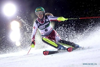 In pics: FIS Alpine Ski Women's World Cup Slalom