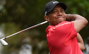 U.S. golfer Tiger Woods injured in car accident in Los Angeles
