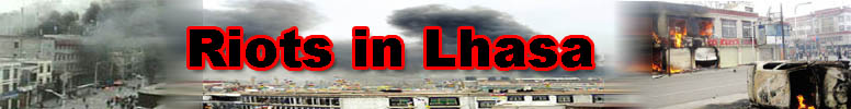 Riots in Lhasa