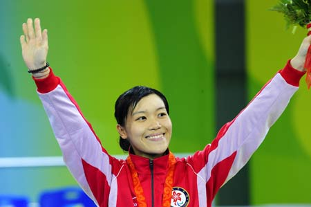 Chinese Hong Kong women fencers stun China to take 2 golds