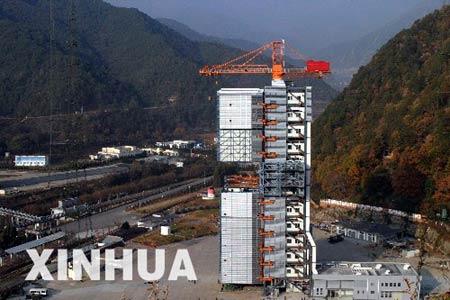 China's Satellite Launch Centers - People's Daily Online