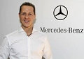 Schumacher signs to race for Mercedes