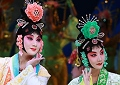 Top Chinese leaders watch Peking Opera in New Year gala