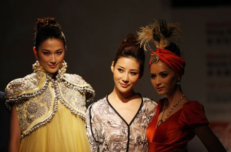 Asia's top fashion industry fairs to feature global designers in Hong Kong