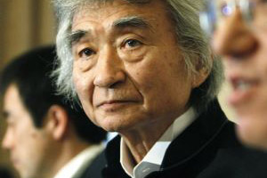 Japan conductor Seiji Ozawa diagnosed with cancer