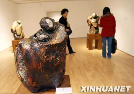Sculpture exhibition brings wood to life