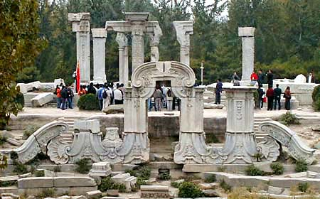 Beijing to commemorate destruction of old Summer Palace