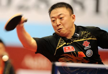 Charity table tennis competition held in SW China