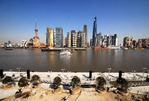 Shanghai EXPO Park to open seven water entrances