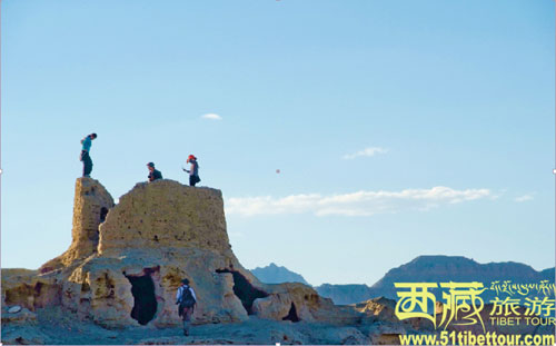 Tibet's ancient Pompeil City