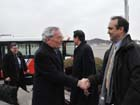 UN envoy arrives in DPRK for visit