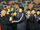 China wins Men's East Asian Soccer Championship