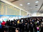 Chinese railways brace for post-Spring Festival travel rush