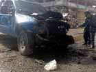 11 killed in western Iraq suicide bombing
