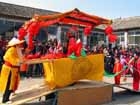 Folk performance to celebrate Spring Festival