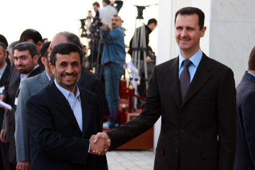 Syria supports Iran to seek peaceful nuclear technology
