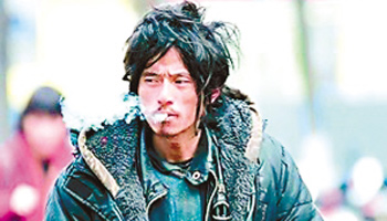 """Handsome"" vagabond wins cult following"