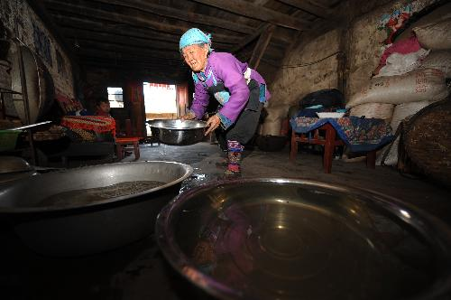 Dry spell last through 1st half of March in SW China