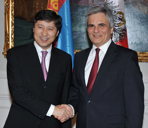 Austria considers Mongolia as important EU partner in Asia