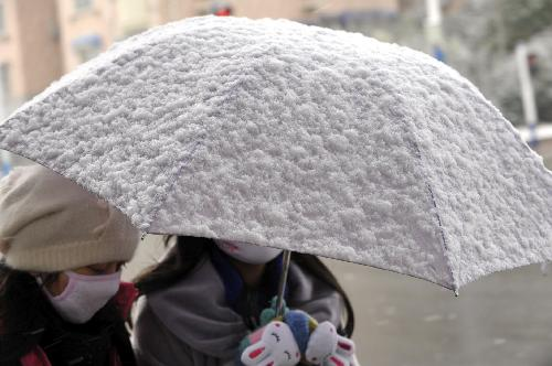Abnormal coldness hits large part of China in spring