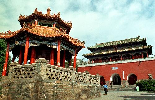 Historical architecture of China's Songshan Mountain to bid for World Cultural Heritage