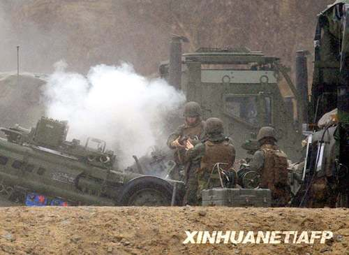 U.S., S Korea hold joint military exercises