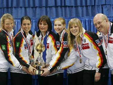 Germany wins World Women's Curling Championships