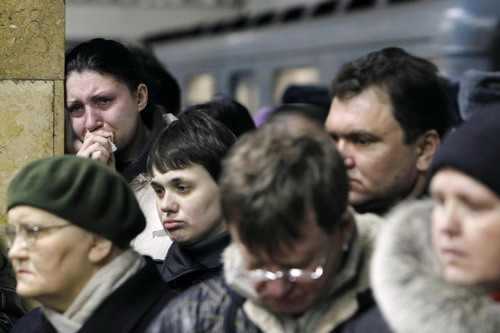 Moscow mourns victims of attacks