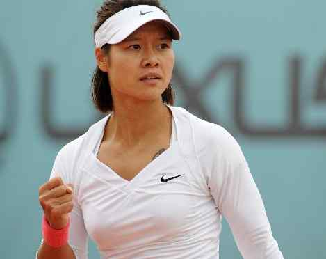 China's Li wins 1st round at Madrid Open