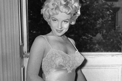 Precious, little-known photos of sexy goddess Marylin Monroe