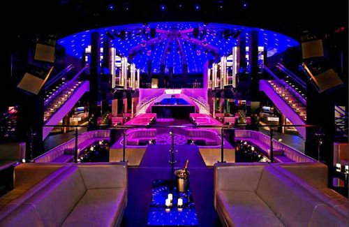 World's latest top ten nightclubs