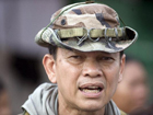 Thai red-shirts commander dies