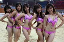 Beach volleyball: Too sexualized to be a respectable sport?