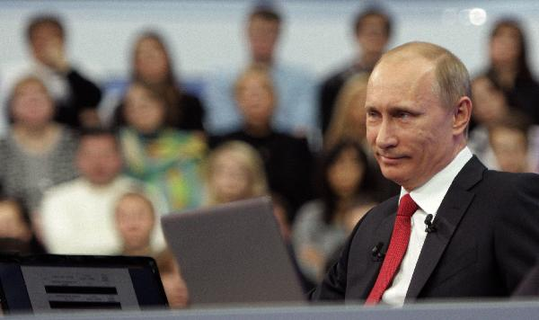 Putin talks on GDP, Agriculture