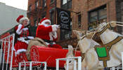 East Meets West Christmas Parade held in New York