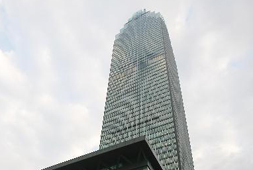 Tallest building in Wuhan put into use